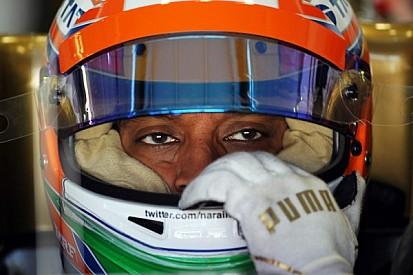 Karthikeyan in frame for Force India seat
