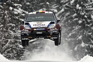 WRC Race report Podium finish for home hero Ostberg in Rally Sweden