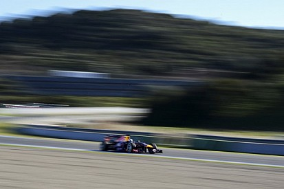 Red Bull 'best' after first pre-season test - Lauda