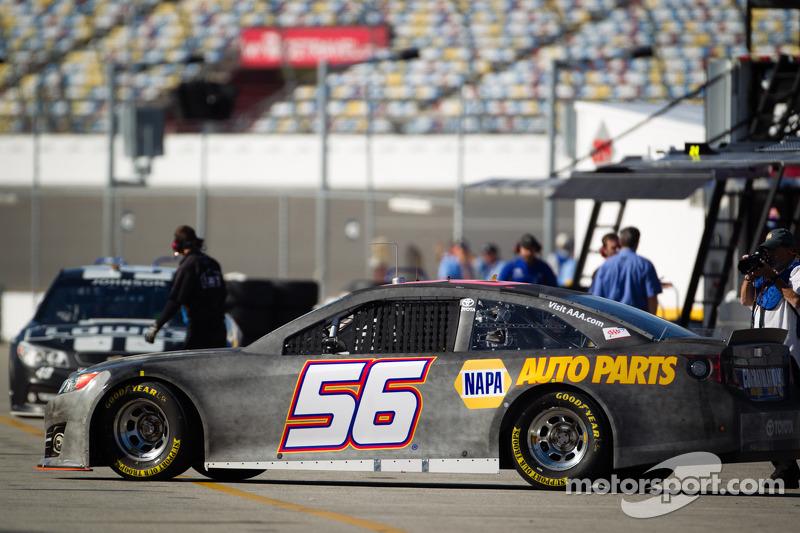 Truex Jr. will race the new Gen-6 car for first time at Daytona Speedweeks