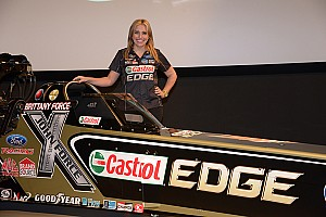 NHRA Preview Brittany charting new ground for JFR at Pomona