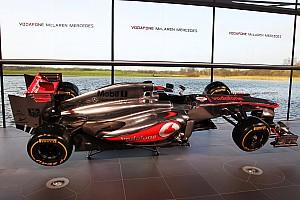Formula 1 Breaking news Vodafone McLaren Mercedes achieves Environmental Excellence