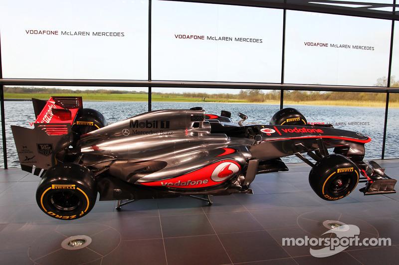 Vodafone McLaren Mercedes achieves Environmental Excellence