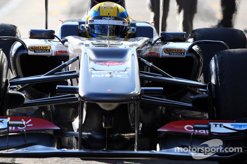 Alguersuari decries F1 seat 'auction'