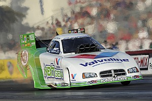 NHRA Race report Winternationals ends early for reigning champ Beckman