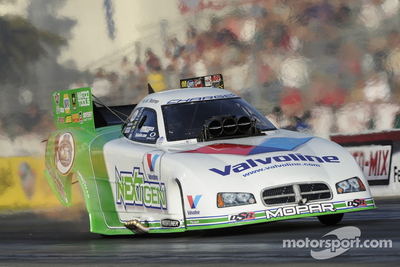 Winternationals ends early for reigning champ Beckman
