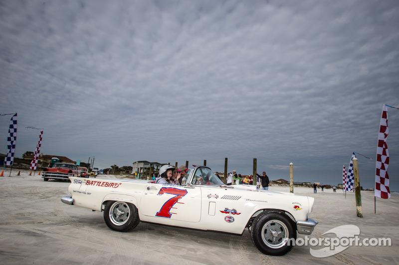 Daytona Beach Nascar Race