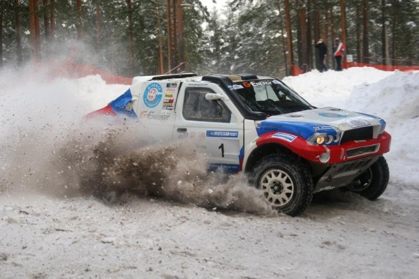 Vasiliev and Yevtyekhov earn the Northern Forest Baja win