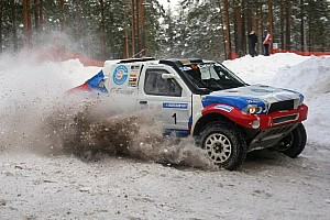 Cross-Country Rally Race report Vasiliev and Yevtyekhov earn the Northern Forest Baja win
