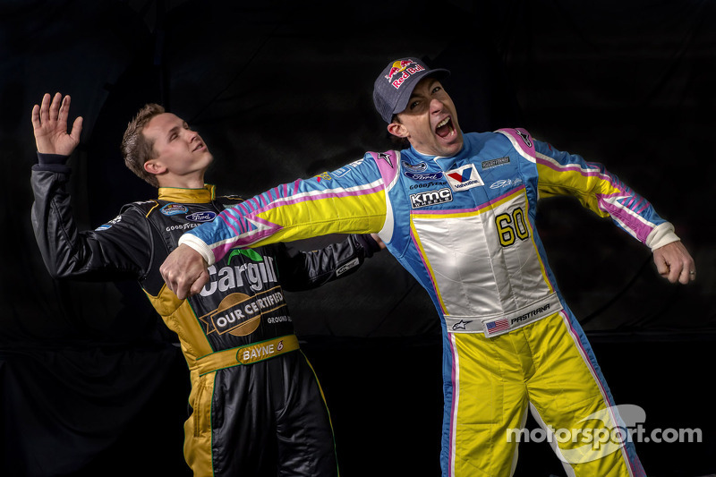 Pastrana prepares for an epic ride with RFR