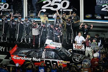 Sauter kicks off 2013 with Daytona win