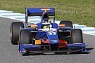 Tom Dillmann tops day 1 in Jerez testing