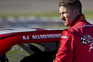NASCAR Cup Preview Allmendinger to drive 51 Chevy at Phoenix International Raceway