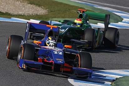 Dillmann still on top in Jerez testing on day two