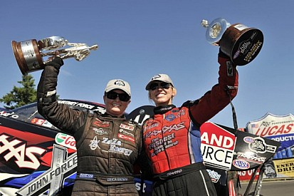 Girl power on display as NHRA heads to the Gatornationals