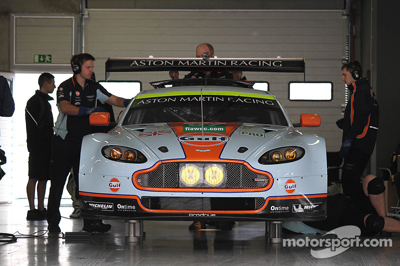 Fifth Aston Martin entry granted after ESM's withdrawal from Le Mans