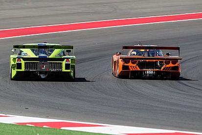 Krohn Racing start twelfth in the inaugural GRAND-AM of the Americans