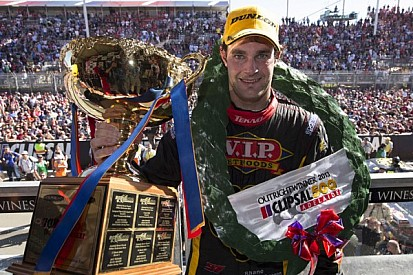 Shane van Gisbergen completes successful weekend with Clipsal 500 win