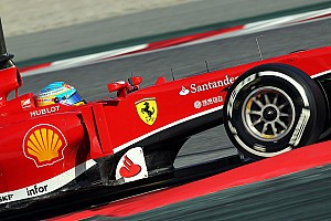 Formula 1 Testing report With Alonso at the wheel, Ferrari concludes winter testing at Montmelò