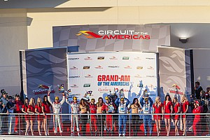 Grand-Am Breaking news  GRAND-AM rolls into history books on Continental Tires at COTA