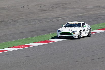 Multimatic Motorsports survived CTSCC's first race held at new venue in Texas