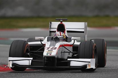 Coletti ends pre-season testing on top in Barcelona