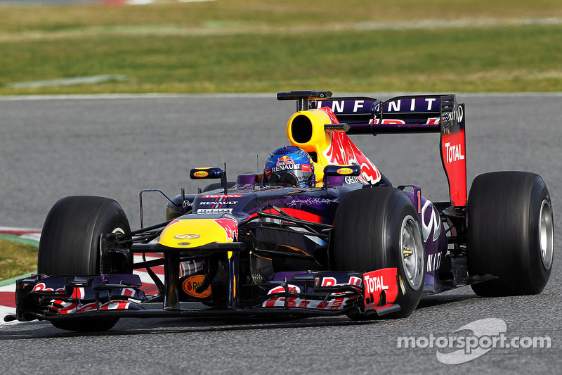 Infiniti Red Bull Racing is looking forward to success at the Australian GP