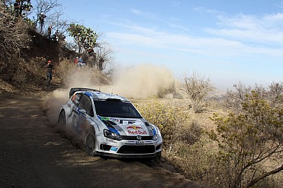 Ostberg and Neuville lead the way for Qatar M-Sport on Rally Mexico
