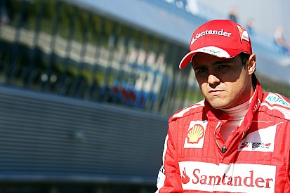 Massa to fight for 2014 Ferrari seat