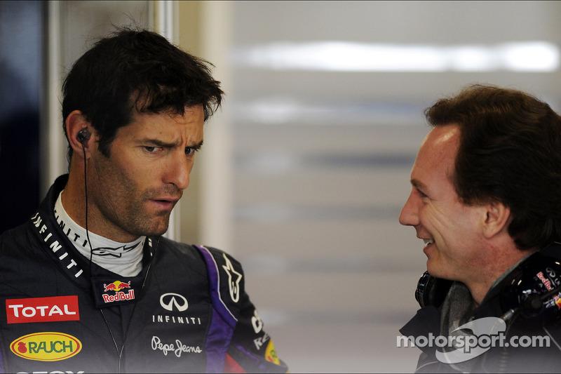 Webber not Vettel's number 2 - Mateschitz
