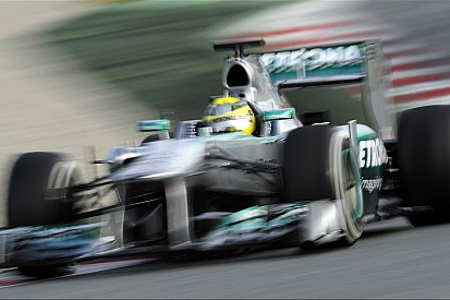 Mercedes AMG Petronas is looking forward the season beginning at Australian GP