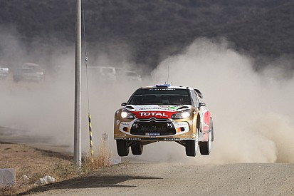 Atkinson secures sixth in Mexican round