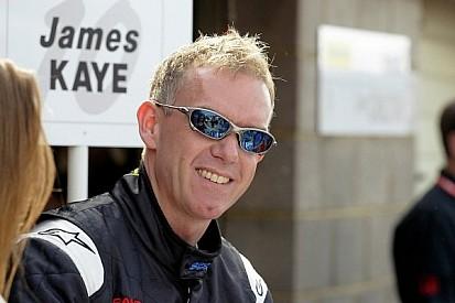 James Kaye joins AmD for 2013 season