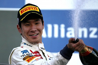 Kobayashi signs sports car deal with Ferrari