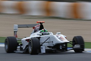 GP3 Testing report  Daly tops day one at Barcelona pre-season testing