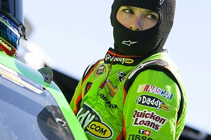Special livery for Danica Patrick's Chevy SS at Bristol 500