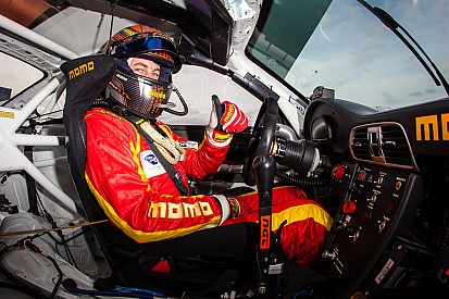 MOMO NGT team spent the test and practice days preparing for Sebring 12 Hours