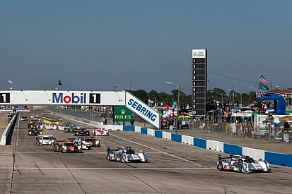 Audi runs 1-2 through two hours at Sebring