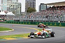 10 points for Sahara Force India after Australian GP