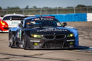 ALMS Race report BMW Z4 GTE makes first appearance at 12 Hours of Sebring