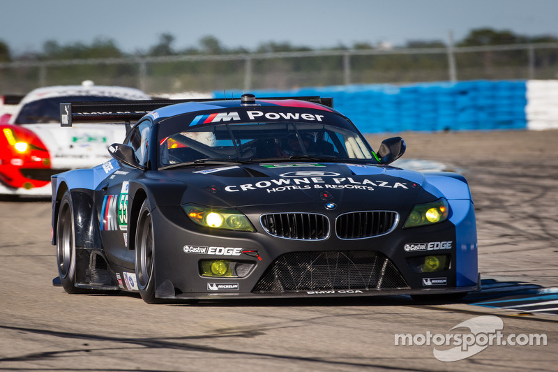 BMW Z4 GTE makes first appearance at 12 Hours of Sebring