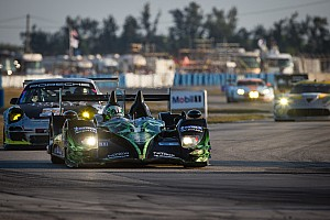 ALMS Race report ESM finishes fourth and fifth at Sebring