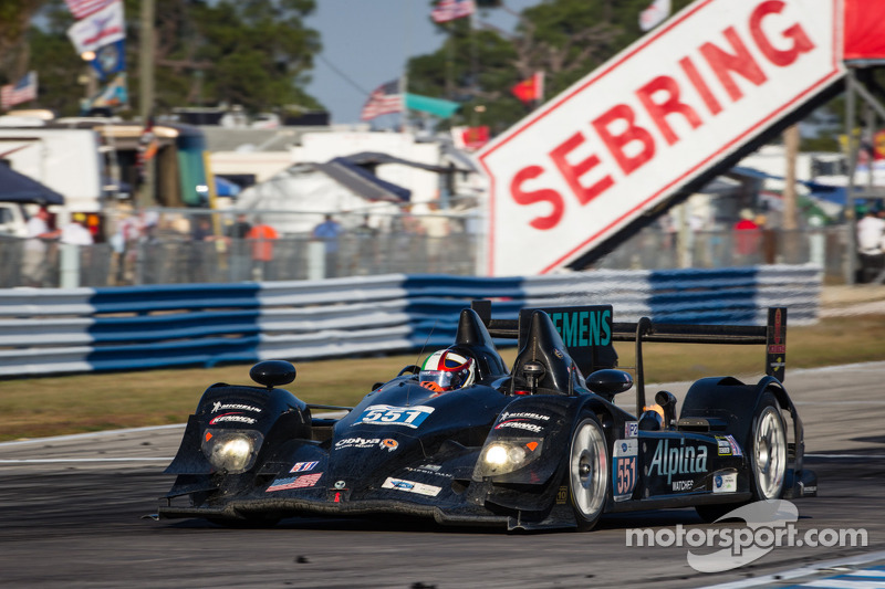 Level 5, Tucker take fourth consecutive Sebring win