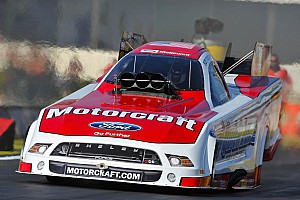 NHRA Race report Tasca loses close round 1 race with Matt Hagan at Gatornationals