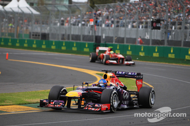 Alonso, Lauda agree - Red Bull still fastest