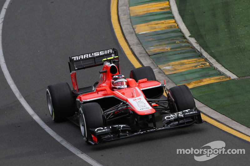 Marussia confirms Caterham merger talks collapsed