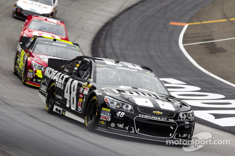 "Johnson heads to ""home"" at Auto Club 400"