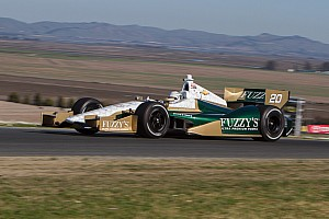 IndyCar Preview Carpenter and his racing team set for St. Pete season opener
