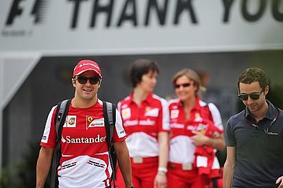 """Massa: """"we need to make sure we progress race by race"""""""