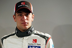 Formula 1 Breaking news Tester Frijns to focus on Sauber test role